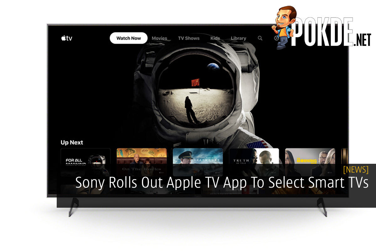 Sony Rolls Out Apple TV App To Select Smart TVs 9