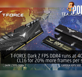 T-FORCE Dark Z FPS Cardea IOPS SSD cover