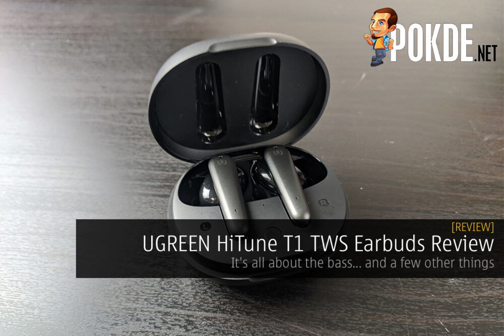 UGREEN HiTune T1 Cover