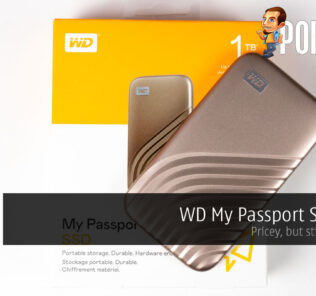 WD my passport ssd review cover