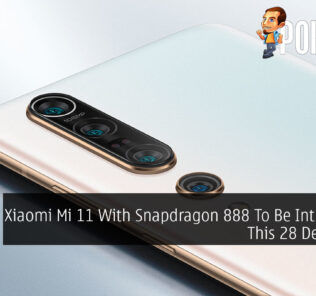 Xiaomi Mi 11 With Snapdragon 888 To Be Introduced This 28 December 23