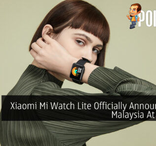 Xiaomi Mi Watch Lite Officially Announced In Malaysia At RM249 28
