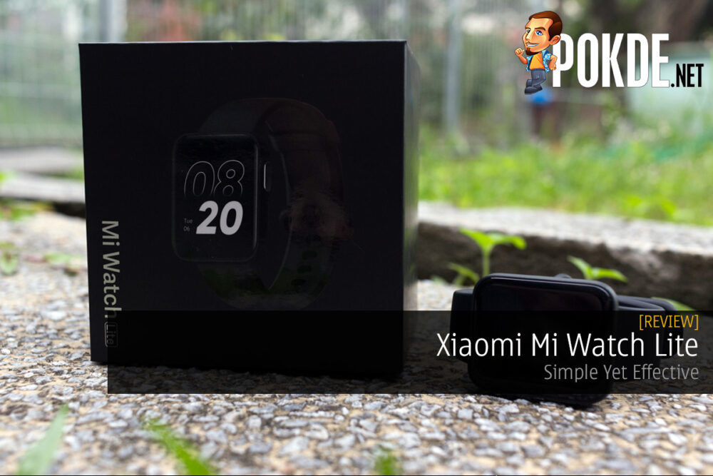 Xiaomi Mi Watch Lite Review — Simple Yet Effective 24