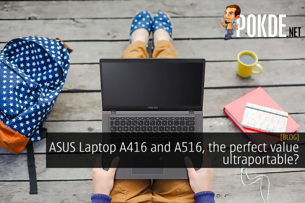asus laptop a416 a516 ultraportable cover