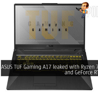 asus tuf gaming a17 amd ryzen 7 4800h rtx 3060 cover