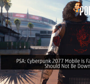 PSA: Cyberpunk 2077 Mobile is Fake and Should Not Be Downloaded
