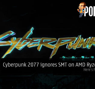 Cyberpunk 2077 ignores SMT on AMD Ryzen CPUs — here's how to fix it 32