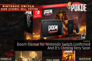 Doom Eternal for Nintendo Switch Confirmed And It's Coming Very Soon