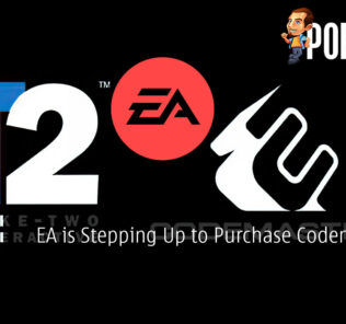 EA is Stepping Up to Purchase Codemasters - Cutting Off Take-Two