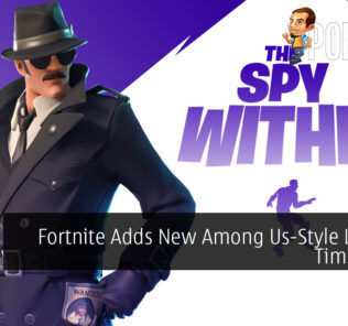 Fortnite Adds New Among Us-Style Limited Time Mode