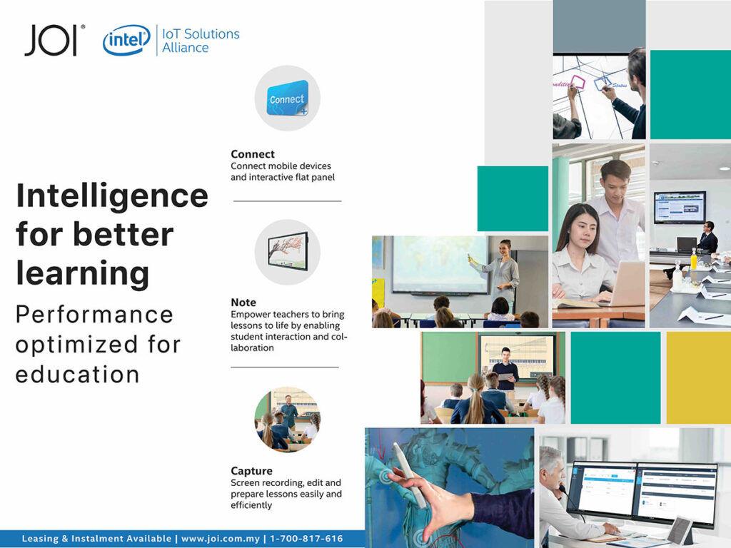 joi smart classroom intelligent learning