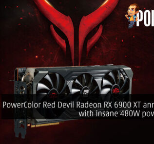 powercolor red devil radeon rx 6900 xt cover