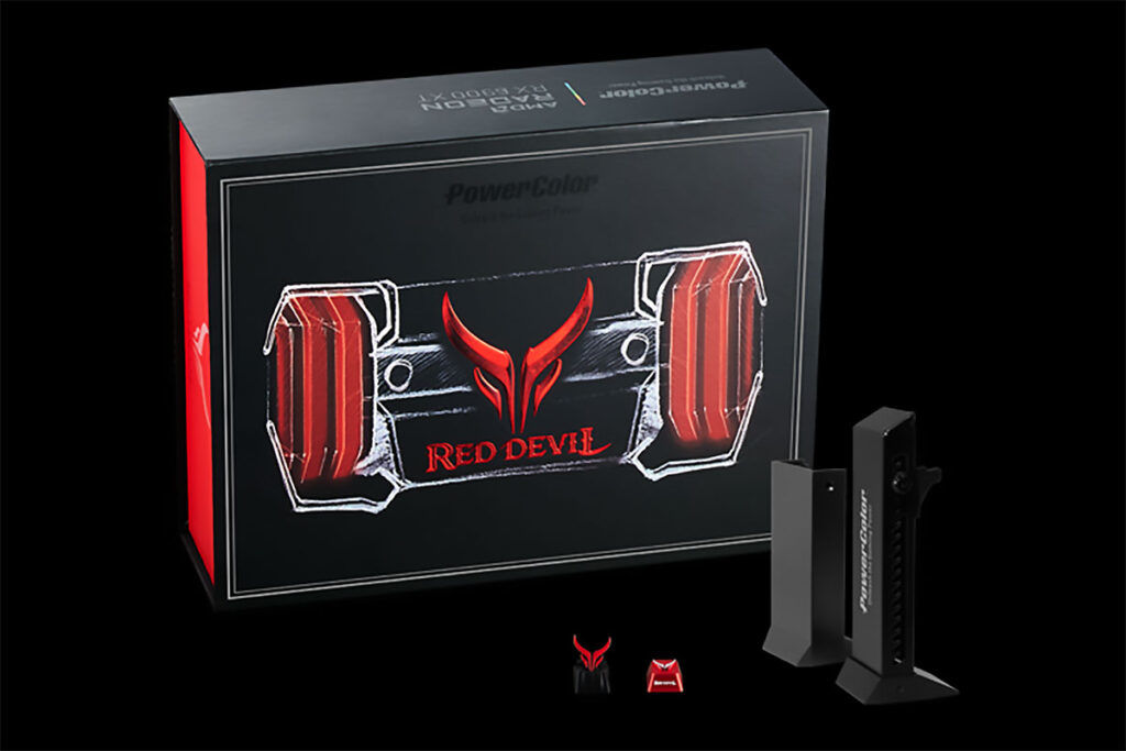 powercolor red devil radeon rx 6900 xt limited edition