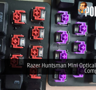 Razer Huntsman Mini Optical Switch Comparison 15