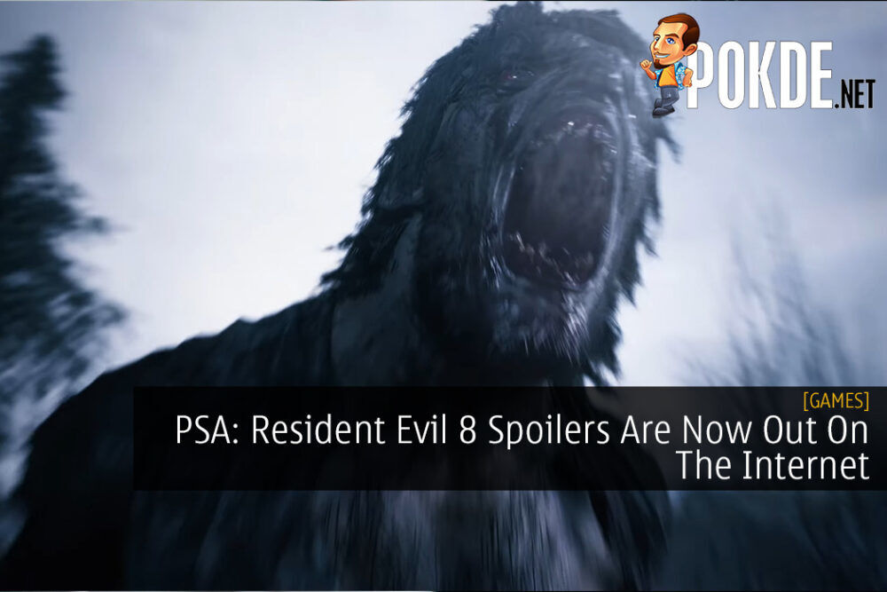 PSA: Resident Evil 8 Spoilers Are Now Out On The Internet