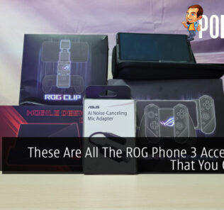 These Are All The ROG Phone 3 Accessories That You Can Get