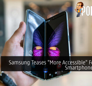 "Samsung Teases ""More Accessible"" Foldable Smartphones Soon"