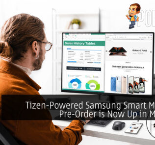 Tizen-Powered Samsung Smart Monitors Pre-Order is Now Up in Malaysia