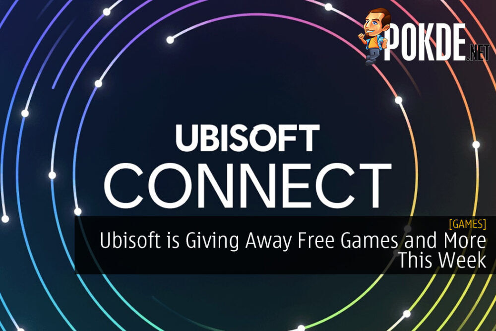 Ubisoft is Giving Away Free Games and More This Week