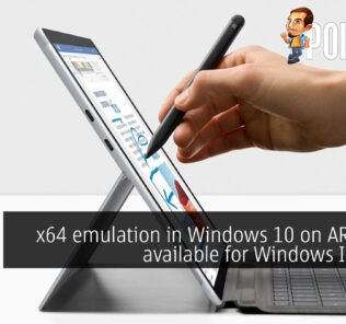 x64 emulation windows 10 arm cover
