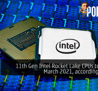 11th Gen Intel Rocket Lake CPUs to arrive March 2021, according to MSI 21