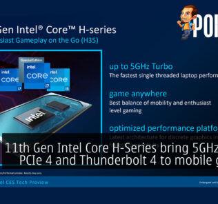 11th Gen Intel Core Tiger Lake H35 cover