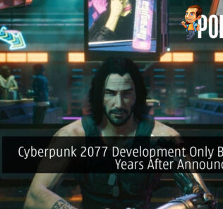Cyberpunk 2077 Development Only Began 4 Years After Announcement