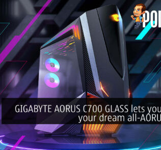 AORUS C700 GLASS cover