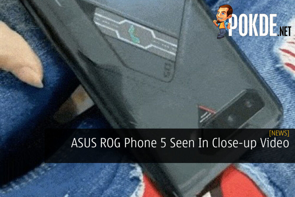 ASUS ROG Phone 5 Seen In Close-up Video 19