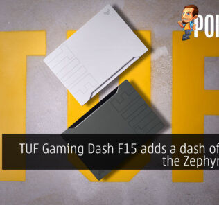 ASUS TUF Gaming Dash F15 FX516 cover