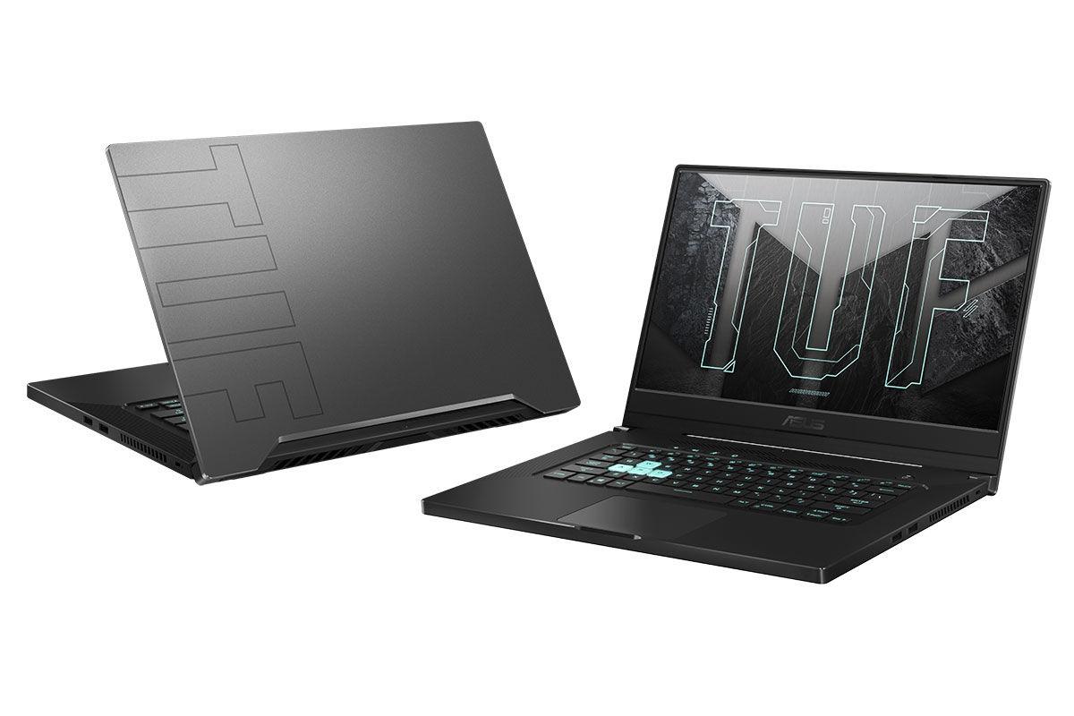 ASUS TUF Gaming Dash F15 FX516 design