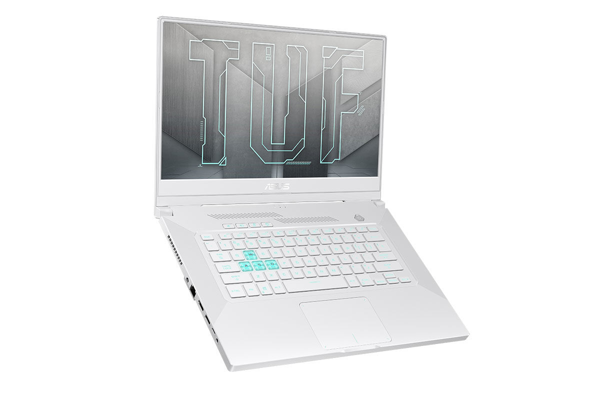 ASUS TUF Gaming Dash F15 FX516 screen