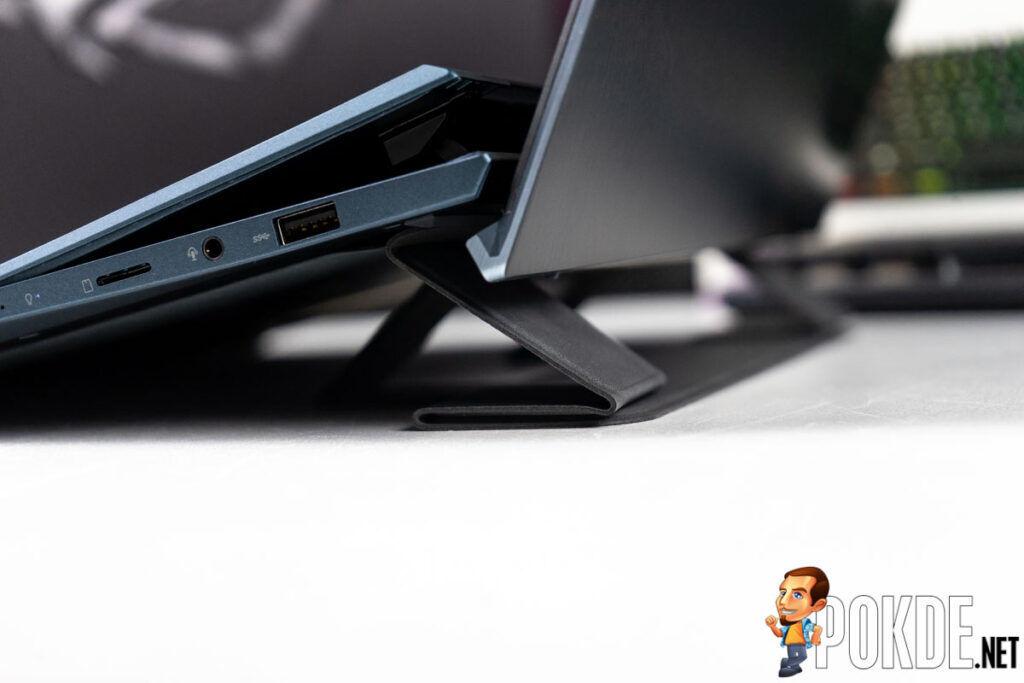 ASUS ZenBook Duo 14 Review UX482-15