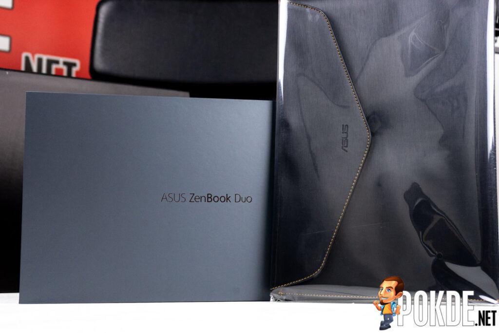 ASUS ZenBook Duo 14 Review UX482-3