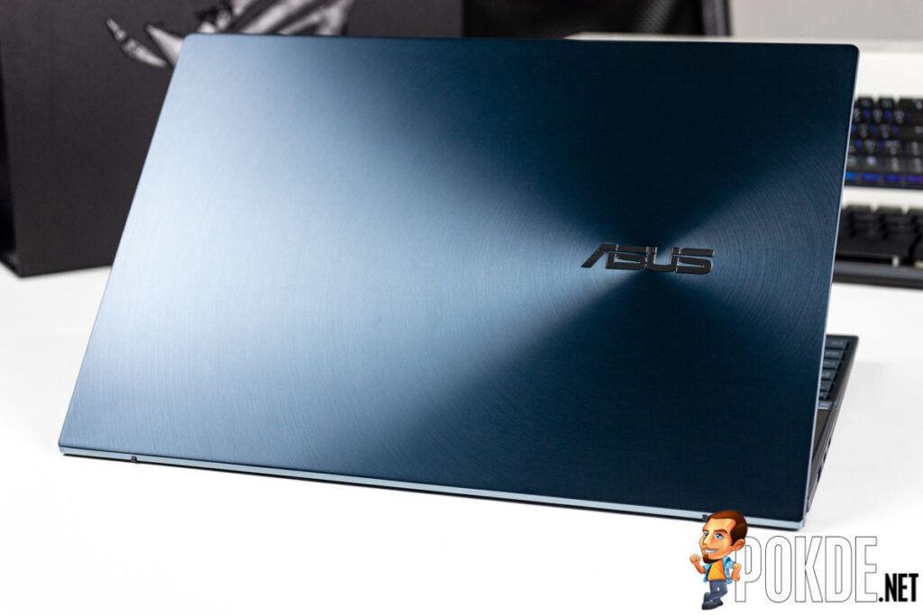 ASUS ZenBook Duo 14 Review UX482-5