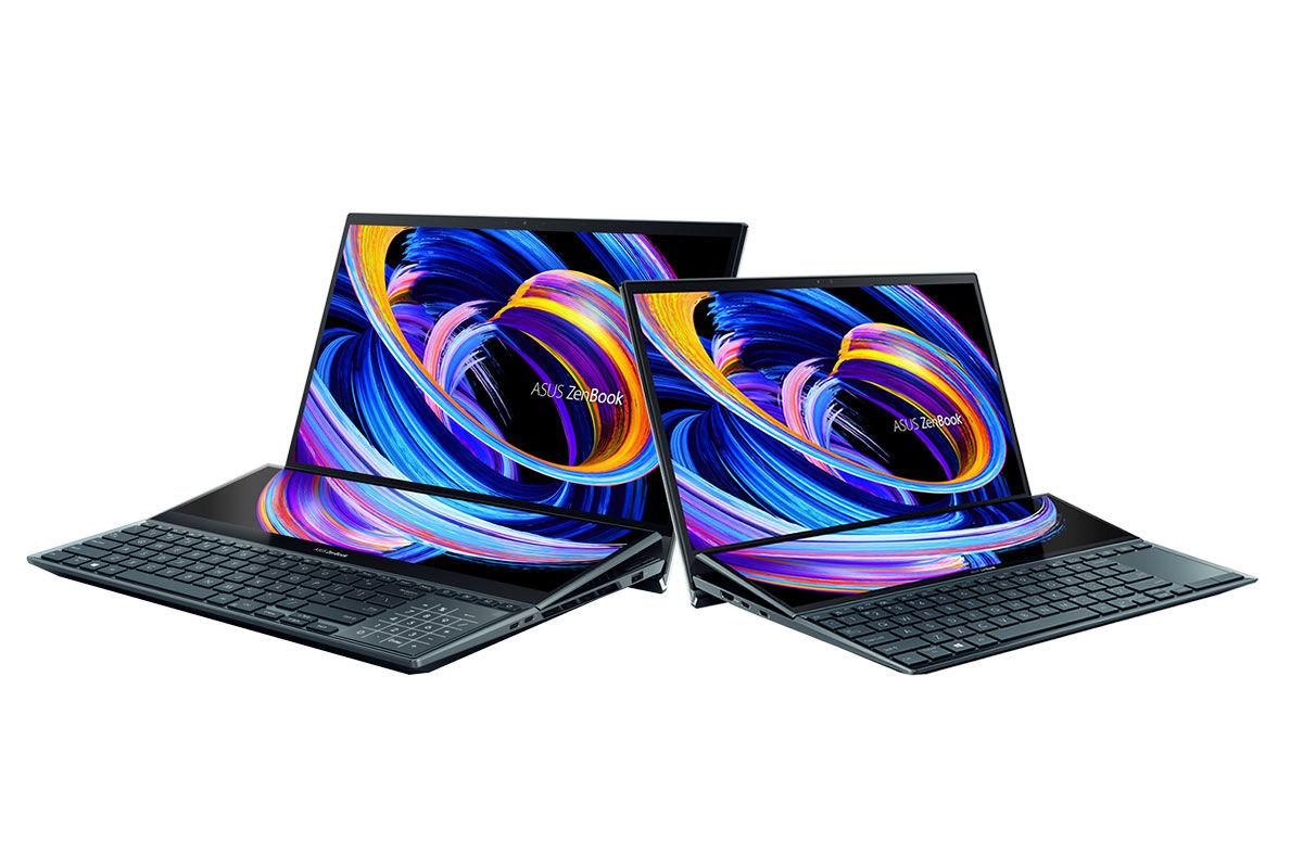 ASUS ZenBook Duo 14 ZenBook Pro Duo 15 ErgoLift AAS Plus