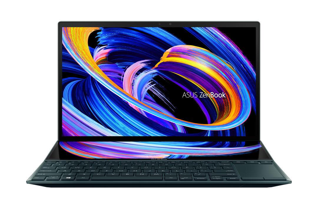 ASUS ZenBook Duo 14