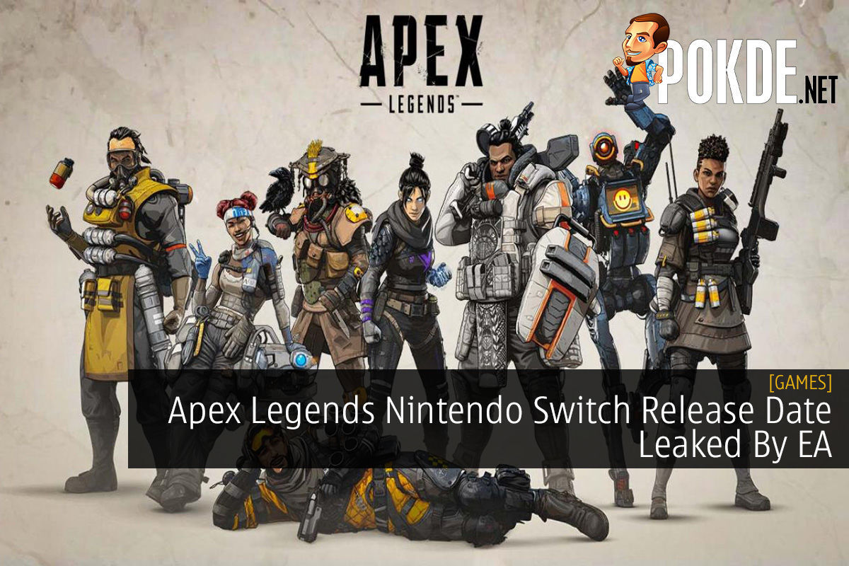 Apex Legends Nintendo Switch Release Date Leaked By EA 7