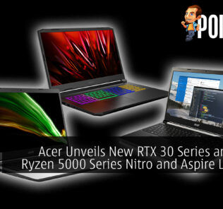 Acer Unveils New RTX 30 Series and AMD Ryzen 5000 Series Nitro and Aspire Laptops 22