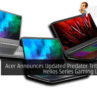 CES 2021 Predator Triton 300 SE Predator Helios 300 Acer Nitro 5 cover