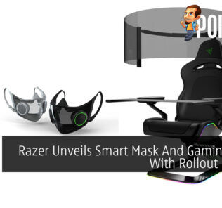 CES 2021: Razer Unveils Smart Mask And Gaming Chair With Rollout Display 22