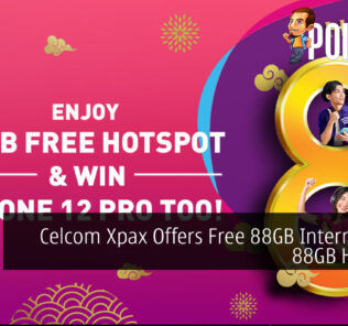 Celcom Xpax Offers Free 88GB Internet And 88GB Hotspot 25