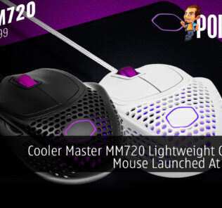 Cooler Master MM720 Lightweight Gaming Mouse Launched At RM199 28