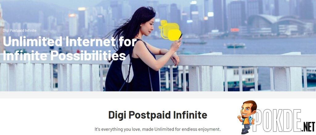 Digi postpaid