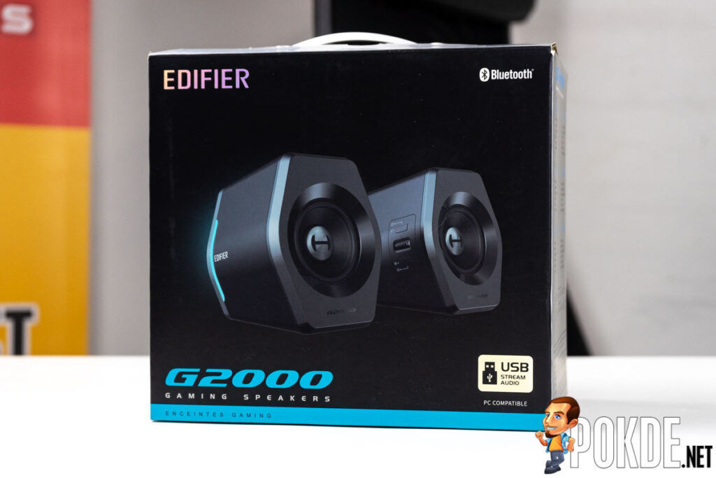 Edifier G2000 Gaming Speaker Review — a nice addition to your gaming setup 20