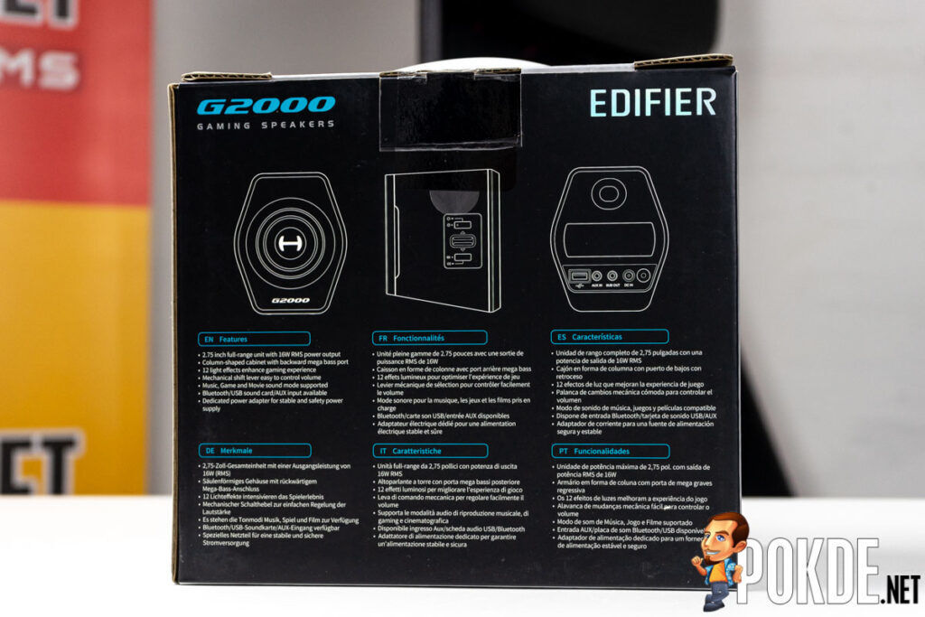 Edifier G2000 Gaming Speaker Review — a nice addition to your gaming setup 21