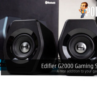 Edifier G2000 Gaming Speaker Review — a nice addition to your gaming setup 32