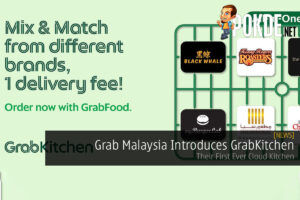 Grab Malaysia Introduces GrabKitchen — Their First Ever Cloud Kitchen 37