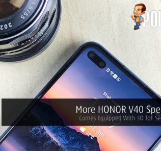 HONOR V40 Specs Leak Cover