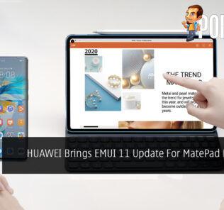 HUAWEI Brings EMUI 11 Update For MatePad Pro Users 30